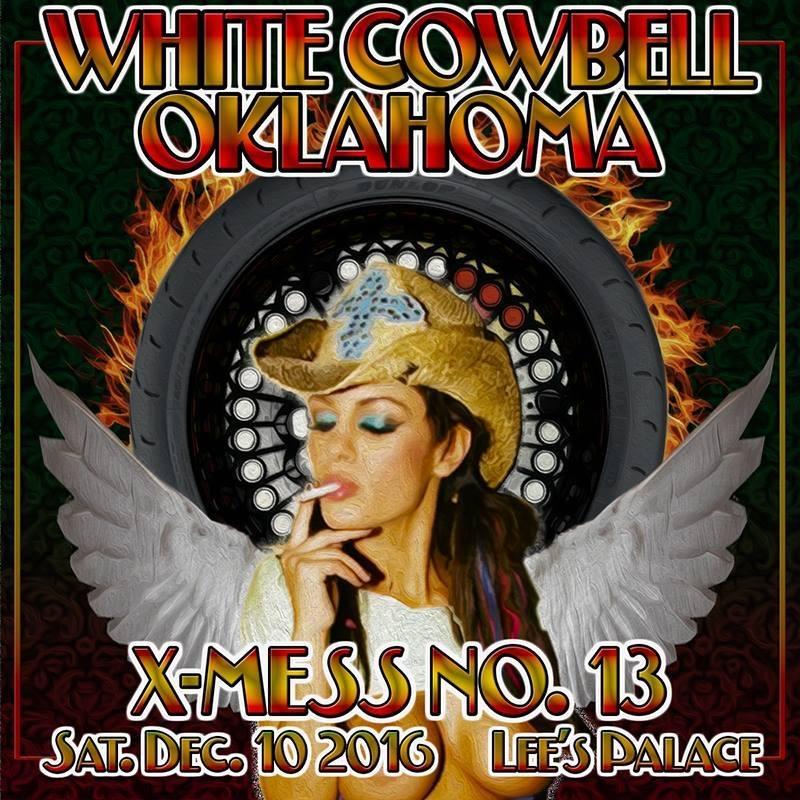 White Oklahoma X-Mess