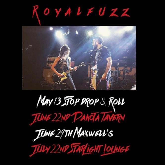 royal fuzz CD 3
