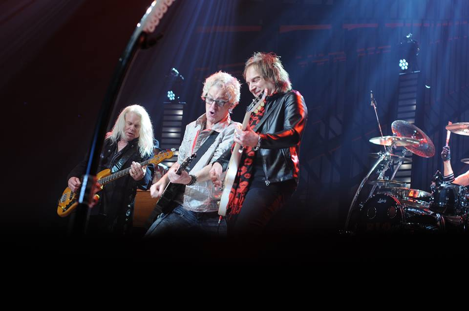 Safe and sound with REO Speedwagon