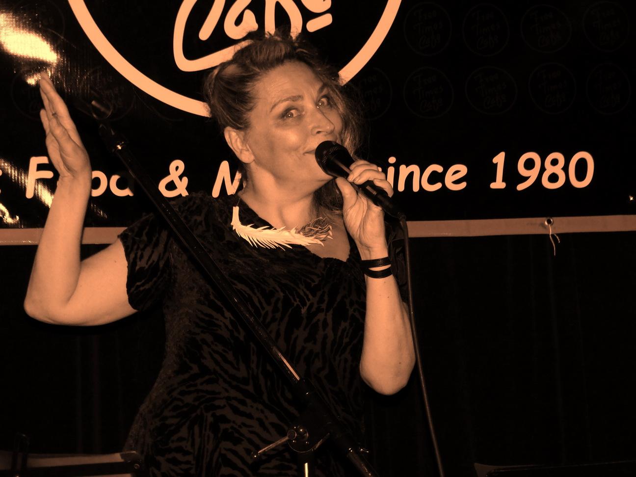 Linda Carone: The Viper