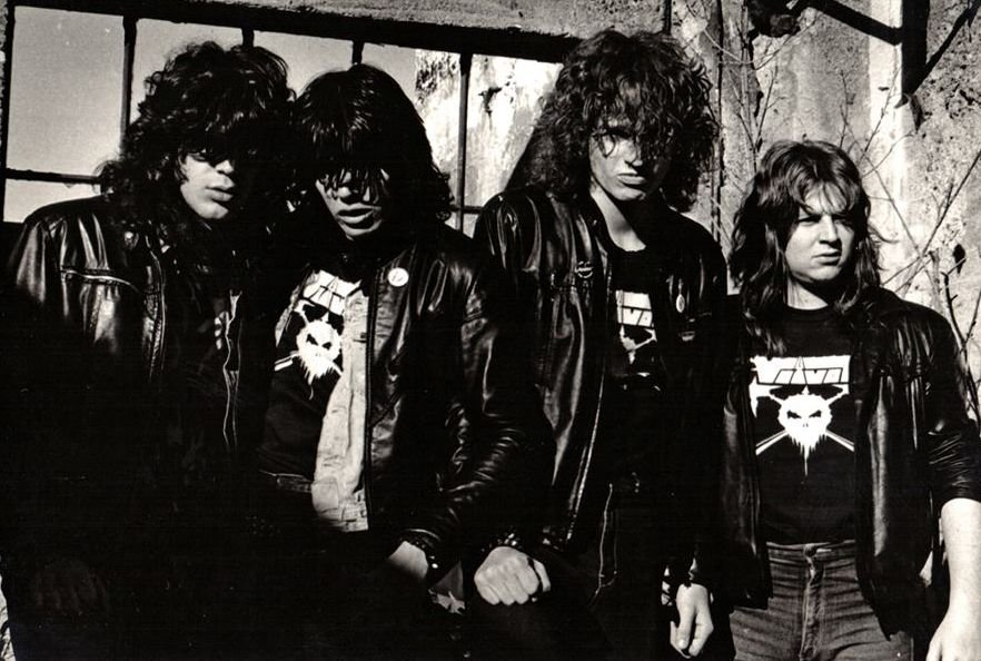 Voivod – War and Pain-1984